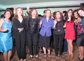 Fiesta Cardiologia Diciembre 2011