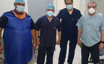 Caso Clínico: Cardiopatía Isquémica Severa