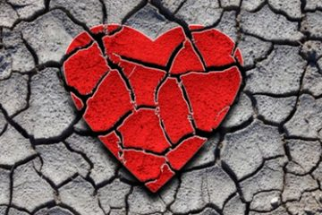 El síndrome del corazón roto.
