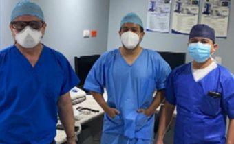 Caso clínico: Trombosis venosa profunda