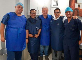 Caso clínico: paciente masculino 68 años, dolor de pecho