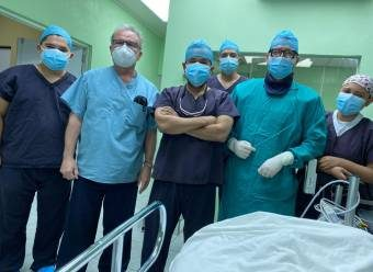 Caso clínico: Angiografia coronaria