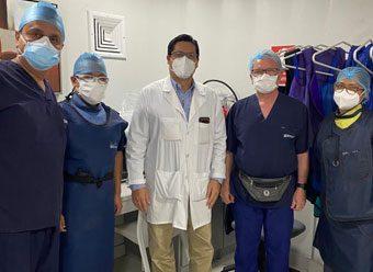 Caso Clínico: Coronariografia