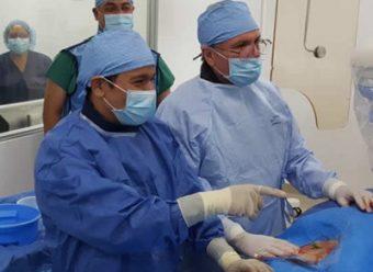 Coronariografía Diagnóstica