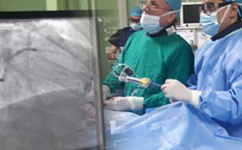 Disnea grado 2 más angina inestable