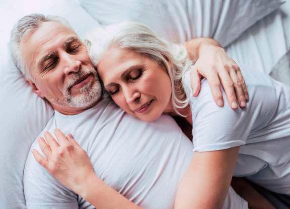 Existe el sexo después del infarto.