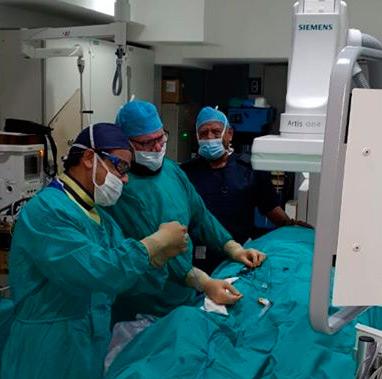 Caso clínico: Arteriopatía coronaria