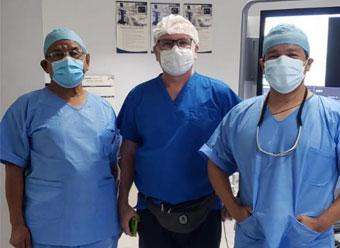 Caso Clínico: Cardiopatía Isquemica