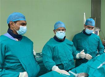 Caso Clínico Infarto agudo del miocardio